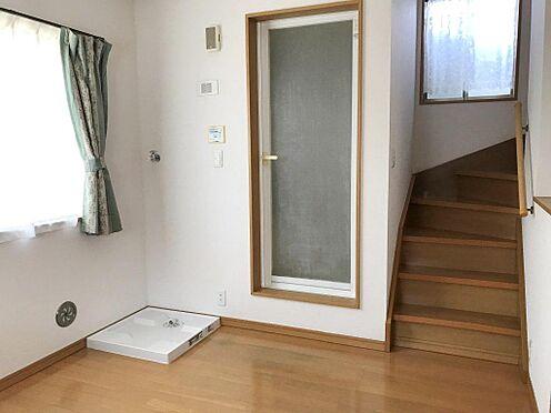 店舗付住宅(建物全部)-横須賀市安浦町3丁目 洗濯機置き場