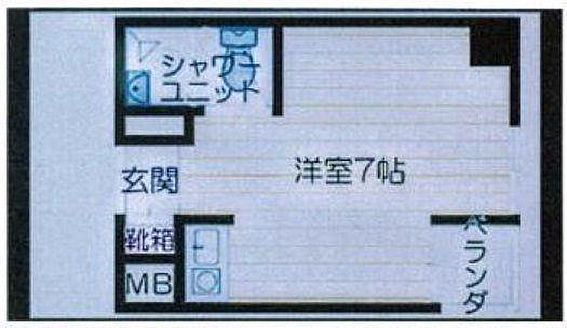 マンション(建物一部)-大阪市中央区安堂寺町2丁目 ひとり暮らしにちょうどいい1R