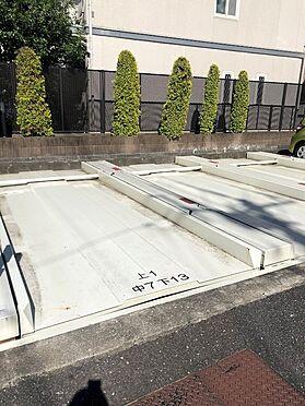 中古マンション-さいたま市浦和区針ヶ谷2丁目 駐車場