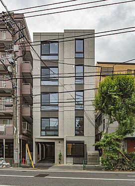 マンション(建物全部)-杉並区阿佐谷北4丁目 北側外観