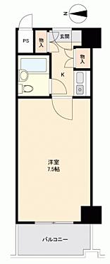 マンション(建物一部)-大阪市北区南扇町 間取り