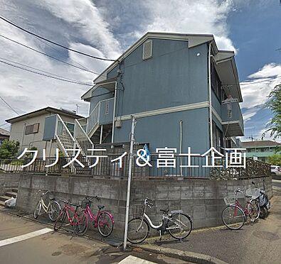 アパート-町田市忠生 外観