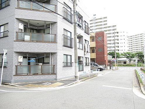 アパート-江戸川区南葛西6丁目 南側前面道路