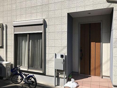 中古一戸建て-大阪市鶴見区安田1丁目 玄関