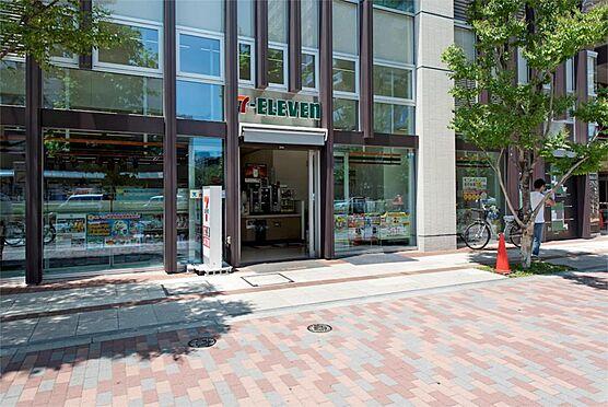 中古マンション-中央区月島1丁目 セブンイレブン 月島駅前店(156m)