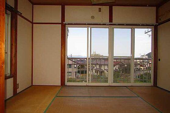 アパート-熱海市下多賀 103号室メゾネットタイプ