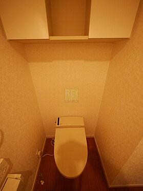 区分マンション-新宿区弁天町 トイレ