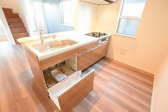 新築一戸建て-足立区梅田4丁目 キッチン