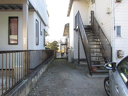 アパート-あきる野市五日市 階段