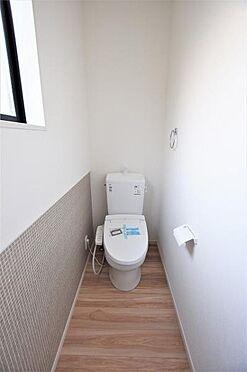 新築一戸建て-仙台市宮城野区福室7丁目 トイレ