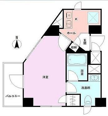 マンション(建物一部)-豊島区高田3丁目 間取り