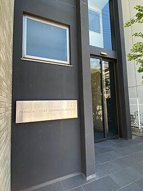 中古マンション-大阪市中央区農人橋2丁目 マンションエントランス(オートロック設備付)