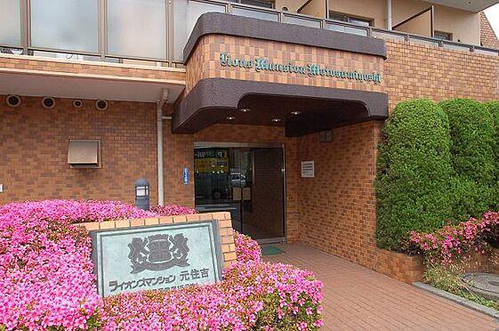 マンション(建物一部)-川崎市中原区苅宿 エントランス