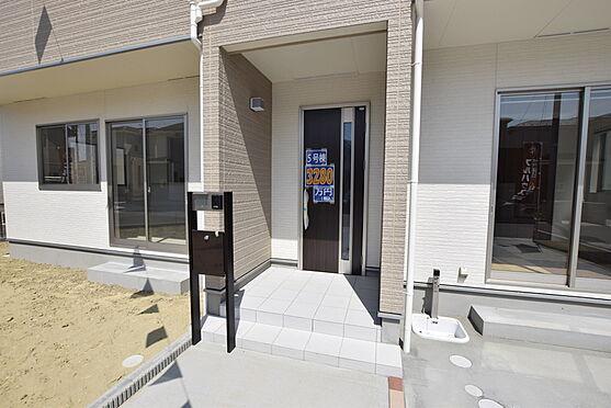 新築一戸建て-仙台市青葉区愛子東4丁目 玄関