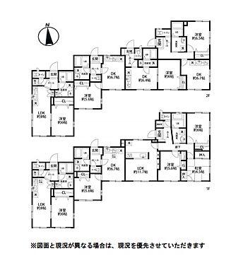 アパート-世田谷区梅丘2丁目 間取り