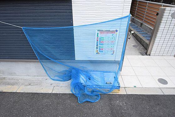 アパート-江戸川区北小岩6丁目 敷地内にゴミ置き場有り