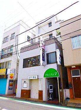 収益ビル-横須賀市根岸町2丁目 外観