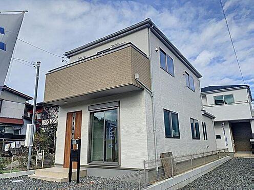 新築一戸建て-名古屋市天白区天白町大字八事字裏山 完成済み、ご内覧可能です。