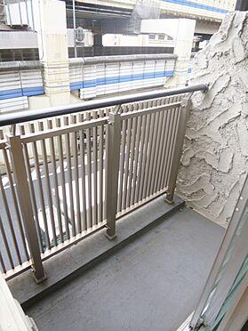 マンション(建物一部)-港区六本木5丁目 約2.2平米のバルコニー