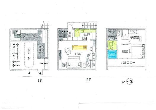 土地-寝屋川市三井南町 推奨プラン:施工面積100平方米:1700万円