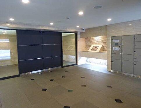 マンション(建物一部)-横浜市港北区新横浜1丁目 エントランス