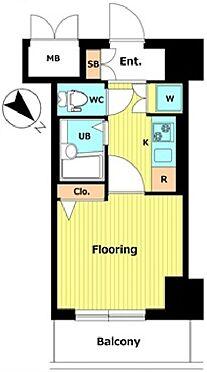 マンション(建物一部)-豊島区上池袋4丁目 間取り