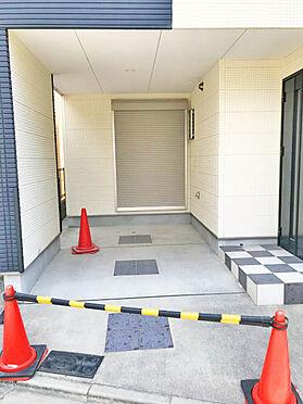 中古一戸建て-大阪市東淀川区豊里3丁目 駐車場