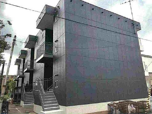 一棟マンション-函館市中島町 外観