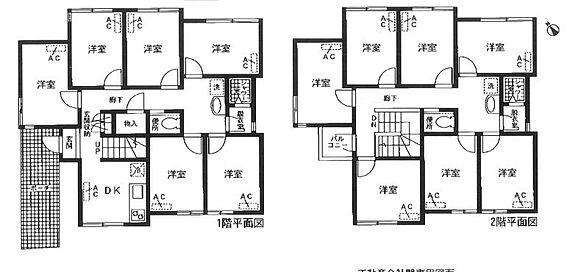 アパート-中野区沼袋3丁目 沼袋3丁目アパート・収益不動産