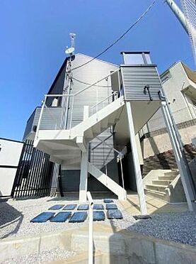 アパート-横浜市中区矢口台 外観