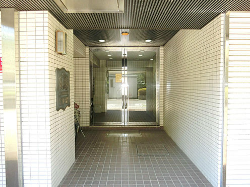 マンション(建物一部)-横浜市西区平沼1丁目 エントランス外観です。