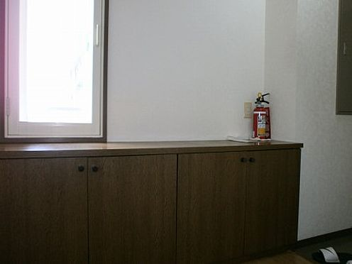 マンション(建物一部)-札幌市手稲区稲穂一条1丁目 収納