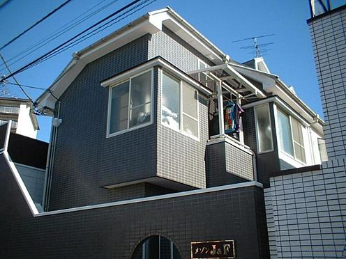 アパート-狛江市東野川4丁目 外観