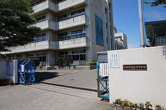 新築一戸建て-仙台市太白区西多賀5丁目 富沢中学校 850m