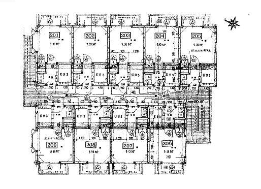 アパート-世田谷区羽根木2丁目 2階