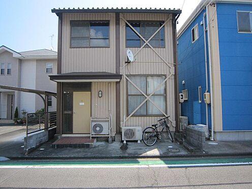 アパート-焼津市東小川3丁目 外観