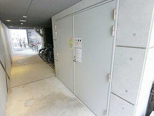 区分マンション-大阪市福島区海老江1丁目 ゴミ置き場