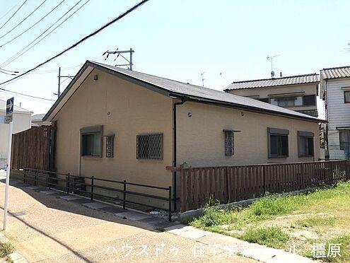 戸建賃貸-桜井市大字粟殿 前面道路の交通量はそれ程多くありませんので、小さなお子様がいらしても安心です。