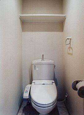 マンション(建物一部)-神戸市中央区布引町2丁目 トイレ