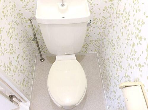 アパート-町田市忠生4丁目 トイレ