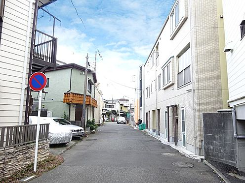 アパート-藤沢市辻堂元町1丁目 前面道路