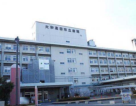土地-大和高田市大字市場 大和高田市立病院 徒歩 約4分(約320m)