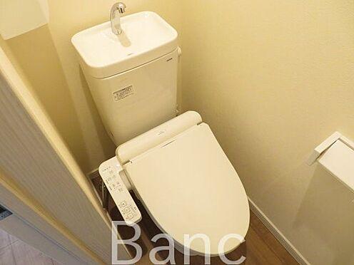 新築一戸建て-大田区西蒲田1丁目 トイレ