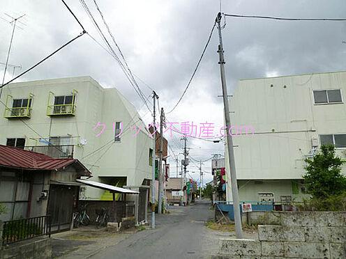 アパート-真岡市田町 外観