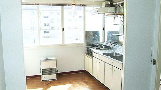 マンション(建物一部)-札幌市豊平区中の島一条7丁目 居間