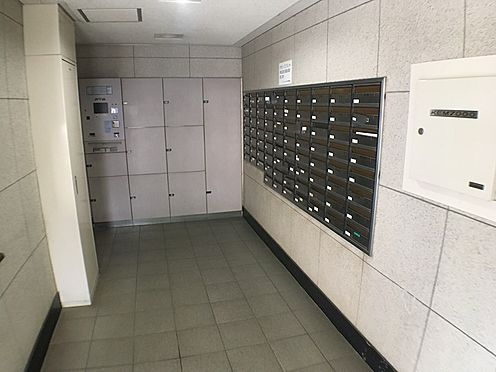 中古マンション-さいたま市見沼区大字大谷 メールボックス