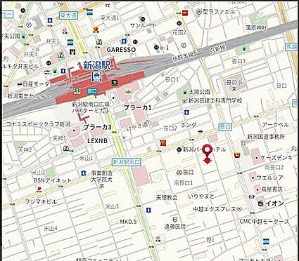 区分マンション-新潟市中央区南笹口1丁目 洗面