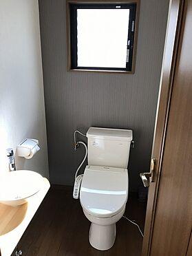 中古一戸建て-大阪市福島区吉野1丁目 トイレ