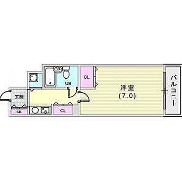 マンション(建物一部)-神戸市兵庫区新開地6丁目 間取り