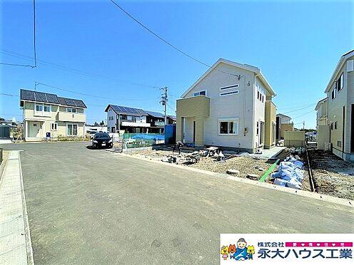 新築一戸建て-仙台市太白区四郎丸字昭和中 外観